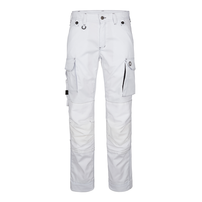 Heute im Angebot: HANDWERKERHOSE - 0360-186 - von ENGEL- Farbe-weiß jetzt günstig kaufen