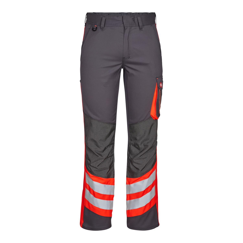 Heute im Angebot: CARGO HOSE - 2870-217 von ENGEL- Farbe-Grau-Rot