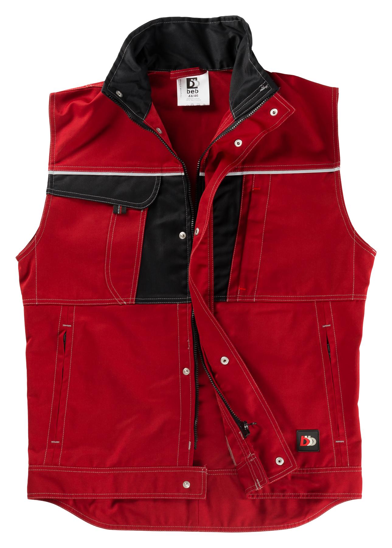 Heute im Angebot: Weste INFLAME von BEB / Farbe: Fire engine red/Sch jetzt günstig kaufen