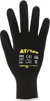 Heute im Angebot: Nitril-Handschuh F099 von ASATEX / Farbe:schwarz jetzt günstig kaufen