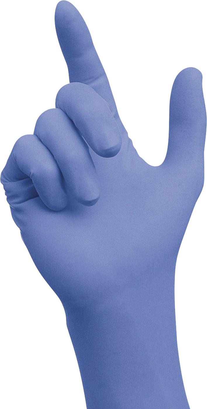Heute im Angebot: Nitril - Einmalhandschuhe GEPUDERT und PUDERFREI jetzt günstig kaufen