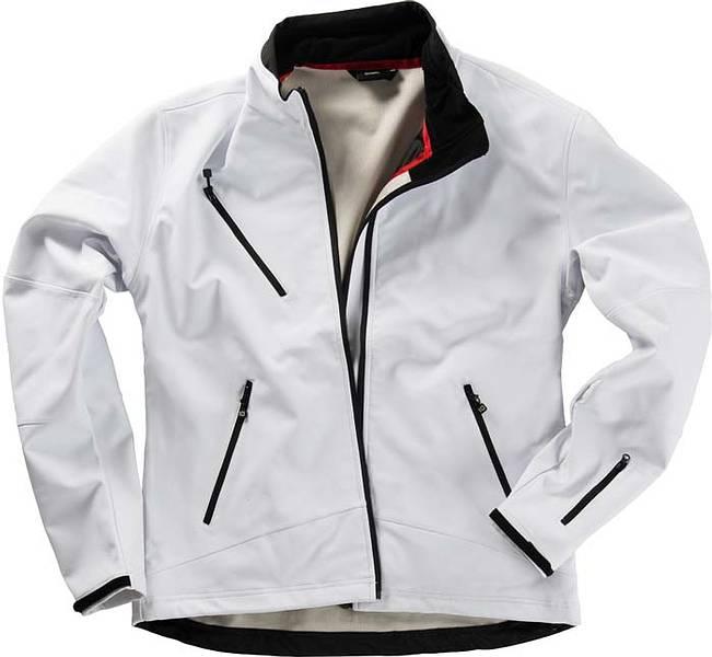 Heute im Angebot: Softshell-Jacke fuer HERREN von BEB jetzt günstig kaufen