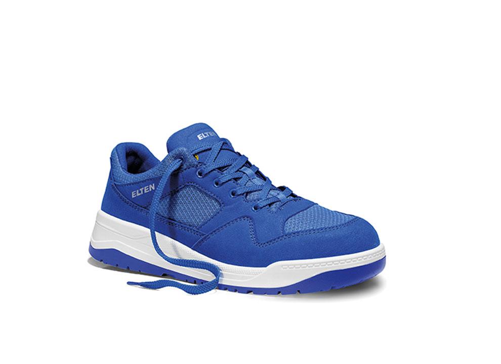 Heute im Angebot: MAVERICK BLUE LOW ESD S1P von ELTEN jetzt günstig kaufen