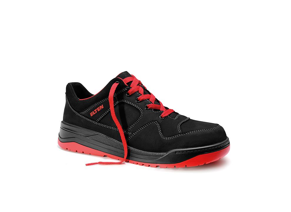 Heute im Angebot: MAVERICK BLACK-RED LOW ESD S3 von ELTEN