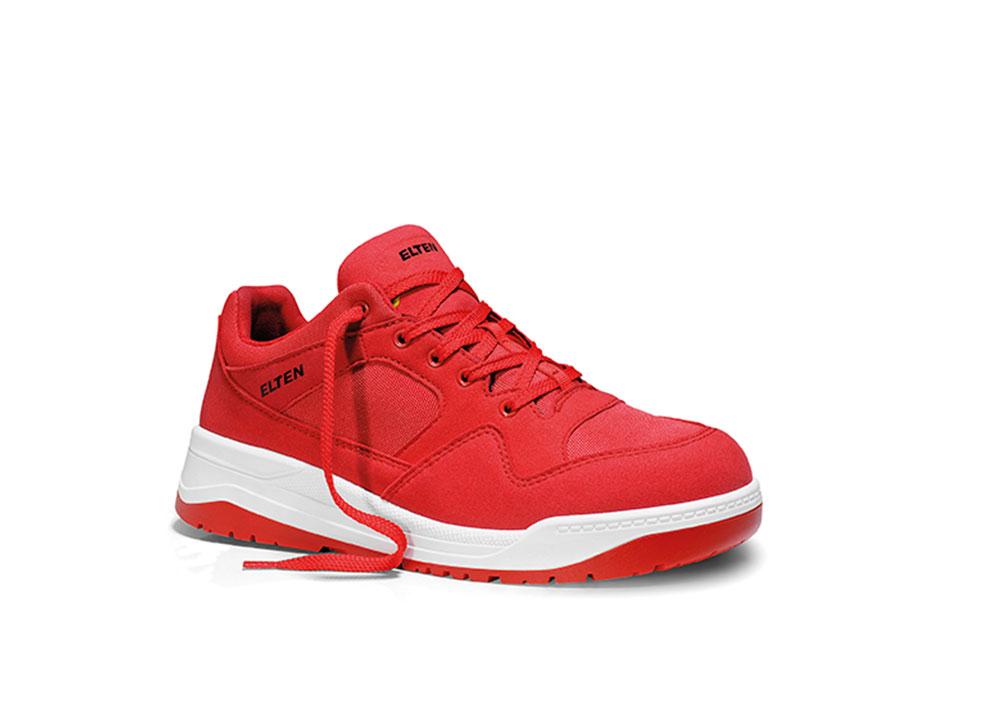 Heute im Angebot: MAVERICK RED LOW ESD S3 von ELTEN jetzt günstig kaufen